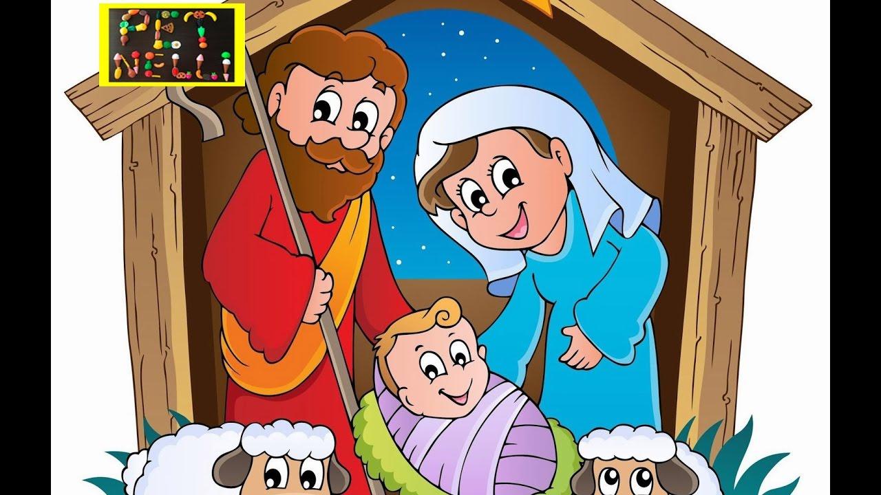 clipart jesus born #15