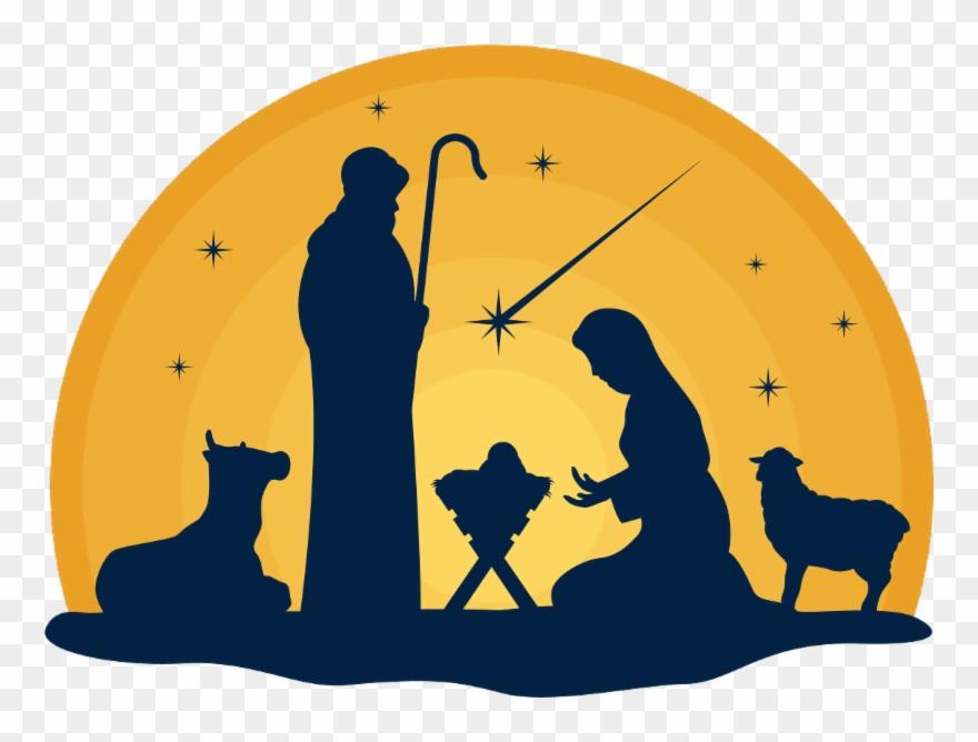 4k Merry Christmas Jesus Clipart (#3227631).