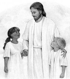 Free Lds Clipart Jesus.