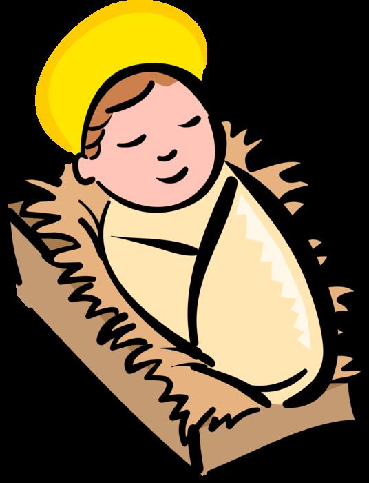 Manger clipart born jesus, Manger born jesus Transparent.
