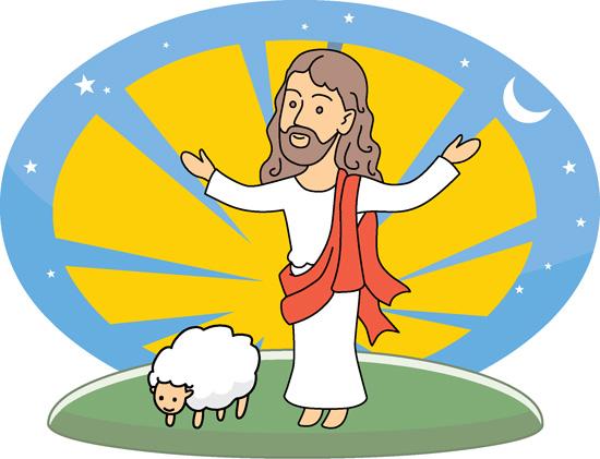 Jesus Return Clipart.
