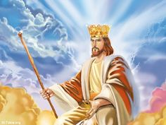 The Second Coming. BIBLE SCRIPTURE: Revelation 19:12,