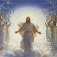The Second Coming Of Jesus Pictures, Images & Photos.