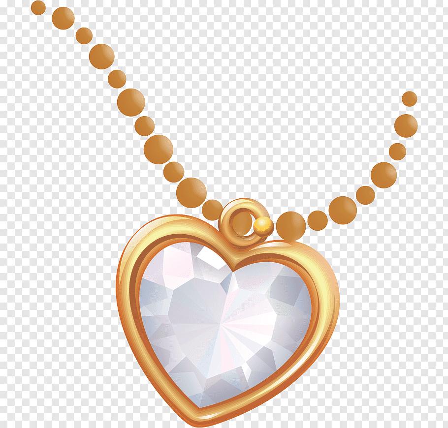 Fashion Heart, Necklace, Earring, Jewellery, Online Shopping.