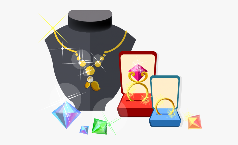 Jewelry Clipart Bijou.