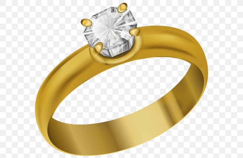 Wedding Ring Jewellery Engagement Ring Clip Art, PNG.