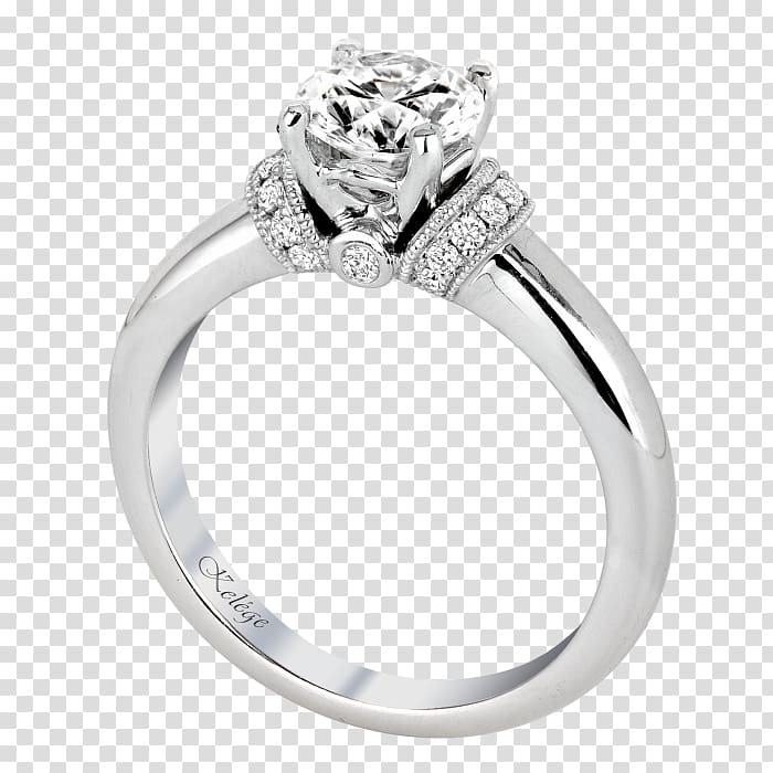 Engagement ring Jewellery Diamond Lace, creative wedding.
