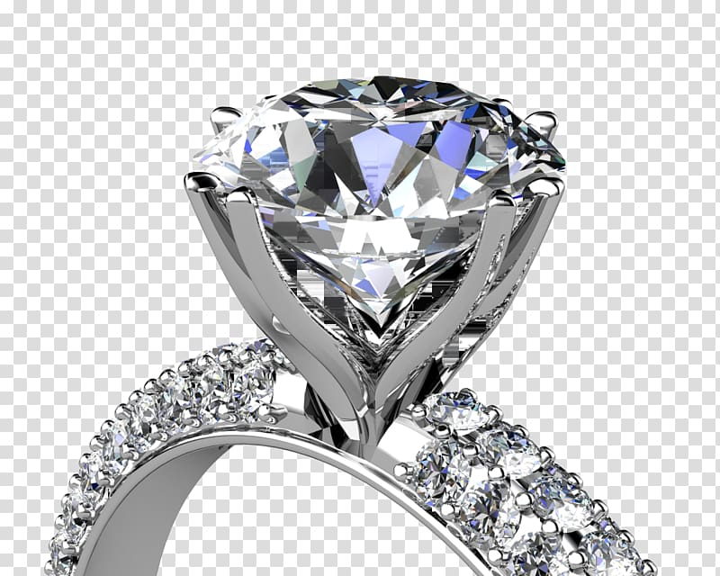 Engagement ring Wedding ring Jewellery Diamond, diamond ring.