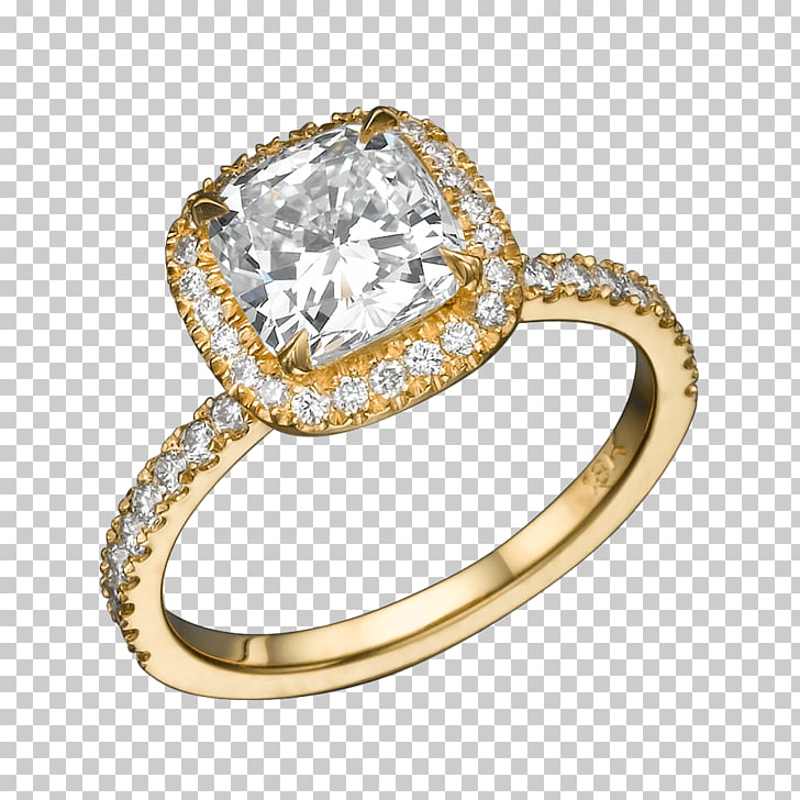 Earring Engagement ring Jewellery Diamond, ring PNG clipart.