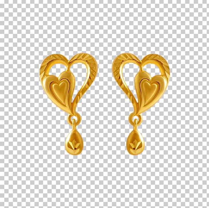 Earring Body Jewellery Colored Gold PNG, Clipart, Amber.