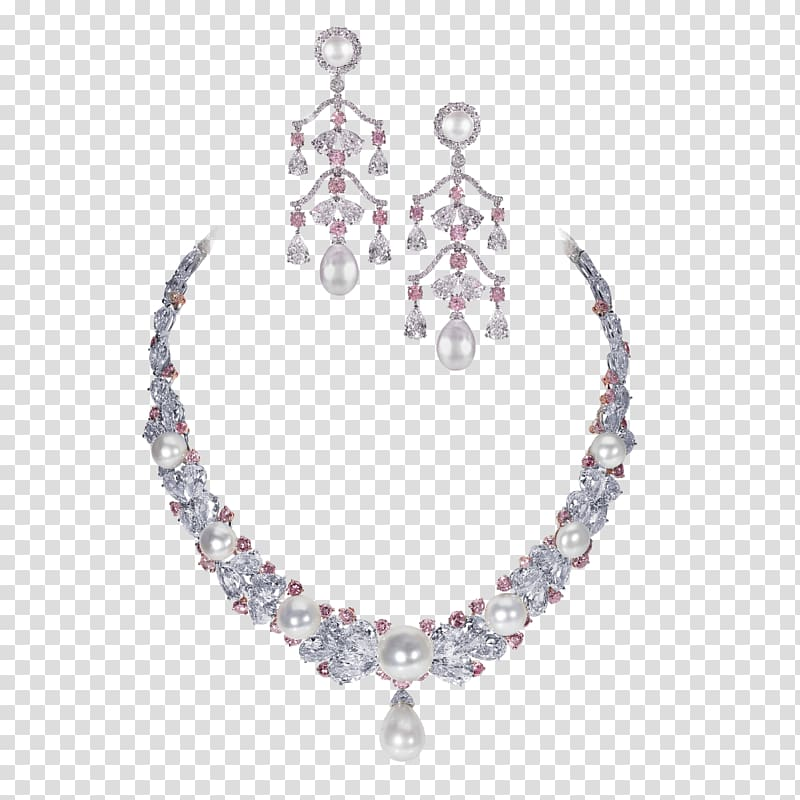 Body Jewellery Necklace, Jewellery transparent background.