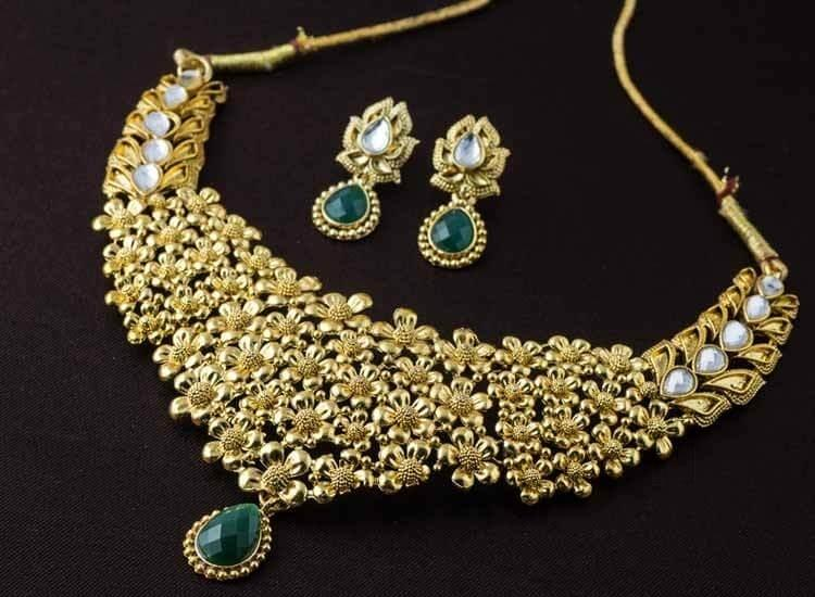 Top 10 Necklace Set Manufacturers in Budhwar Peth, Pune.