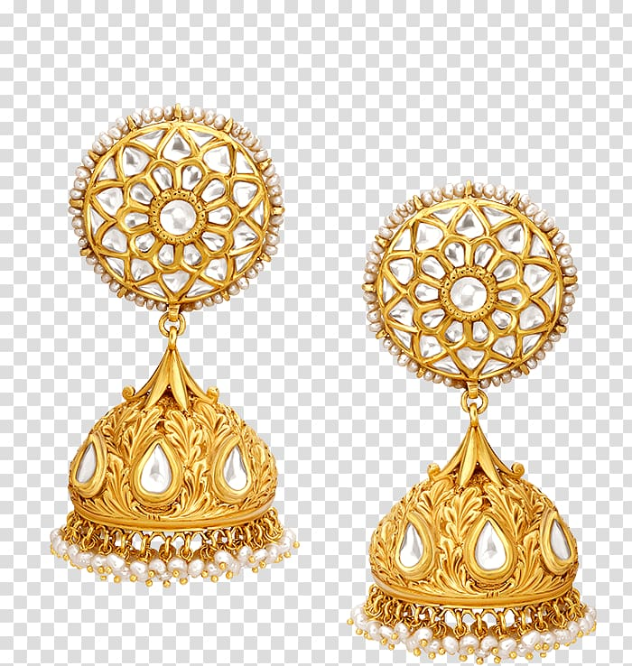 Earring Pearl Tanishq Jewellery, Jewellery transparent.
