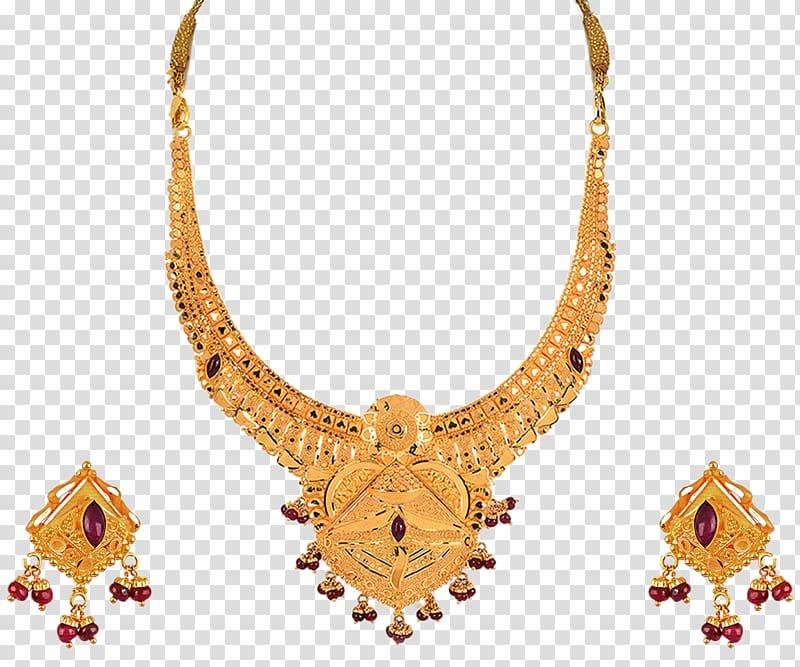Necklace Earring Orra Jewellery Gold, indian jewellery.