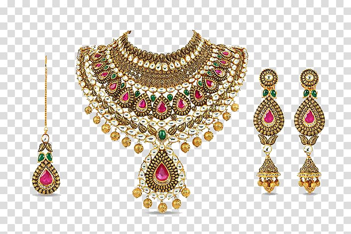 Jewellery , Indian Jewellery File transparent background PNG.