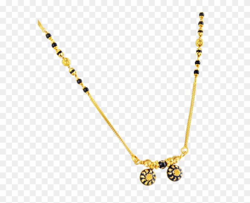Png Mangalsutra Designs Gold, Transparent Png (#5845860.