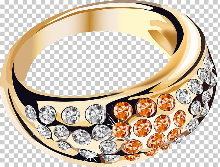 Jewellery Jewelers Jewelry design, gold ring PNG clipart.