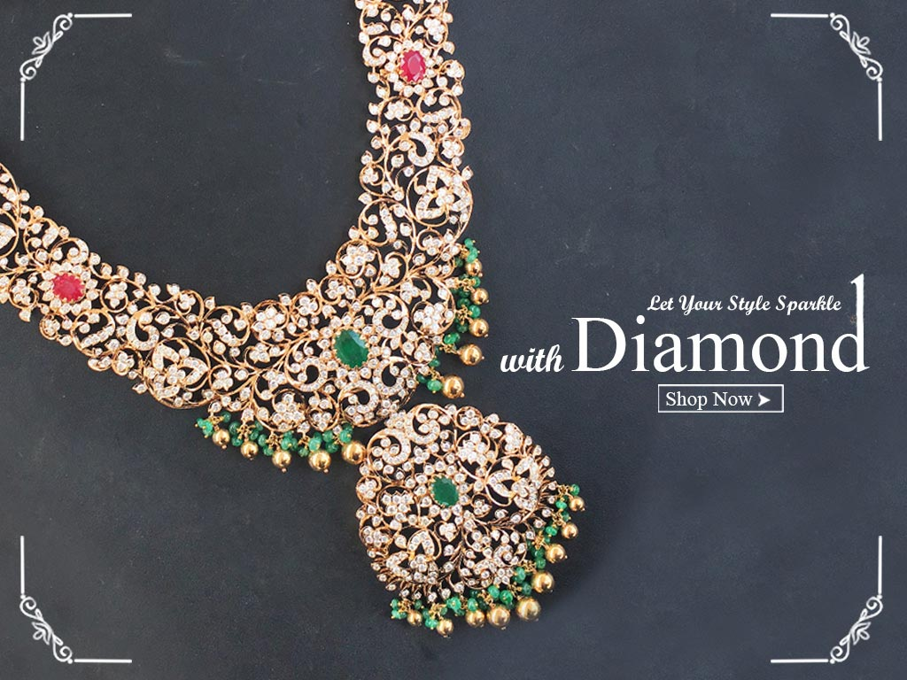 Buy South Indian Jewellery Online.