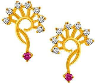 P.C. Chandra Jewellers Women\'s Earrings: Buy P.C. Chandra.