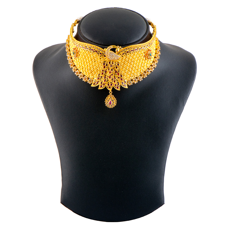 Patel Jewellers Home page.