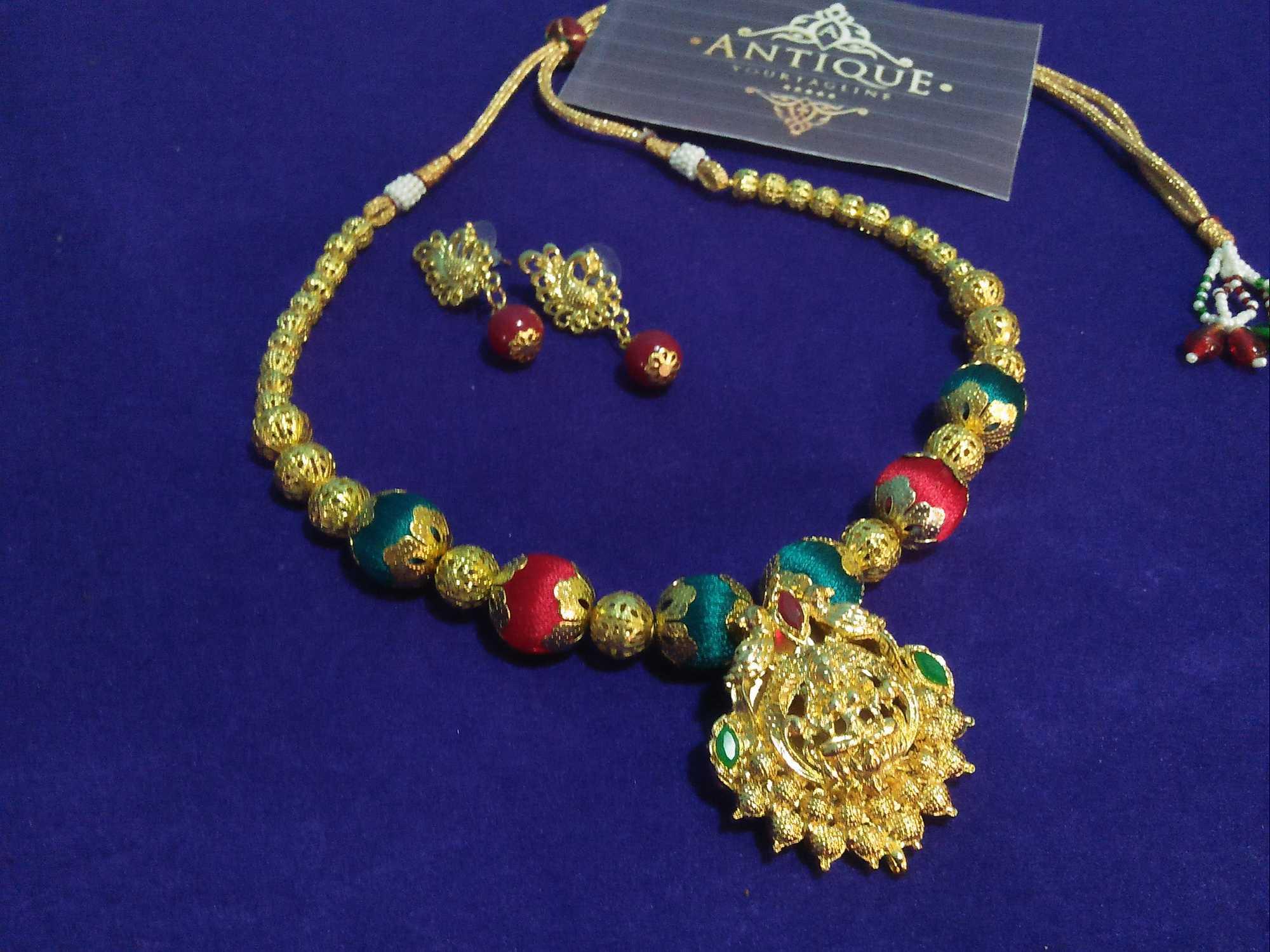 Top Silk Thread Jewellery Making Classes in Viman Nagar.
