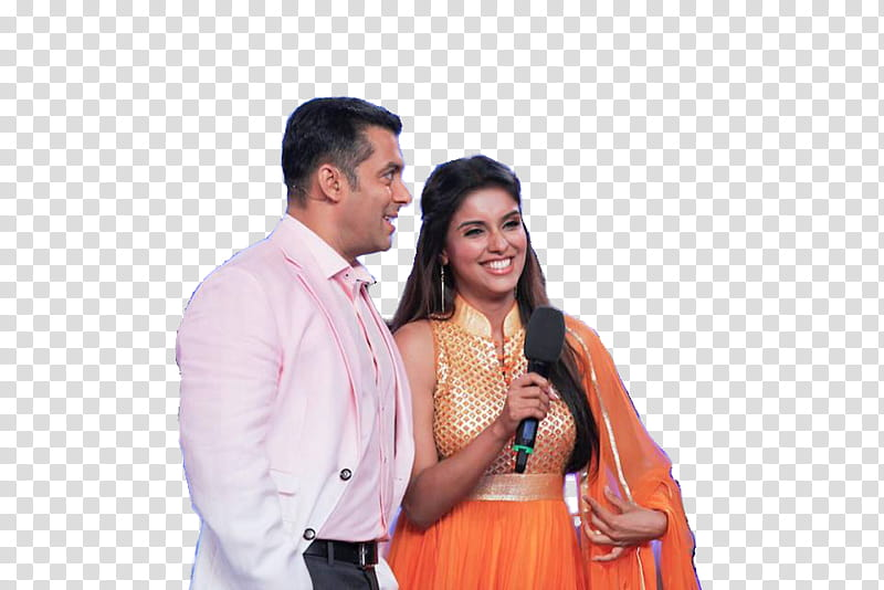 Asin Salman Khan transparent background PNG clipart.