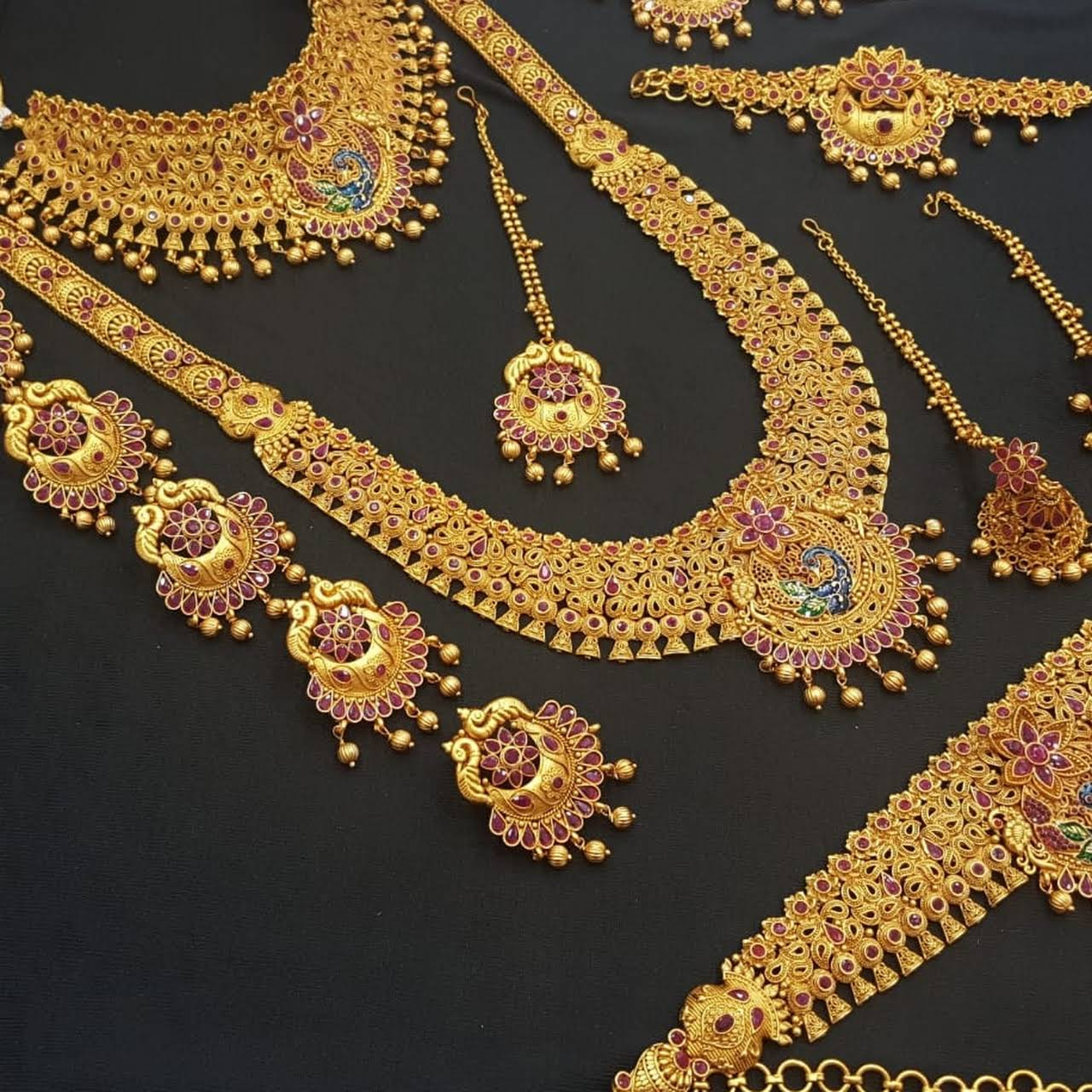 Shri Vakratunda Collections ( Artificial & 1 gram jewellery.