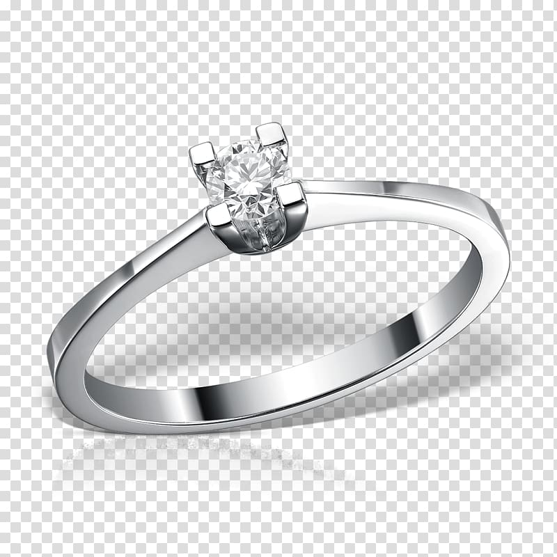 Silver Body Jewellery, silver transparent background PNG.