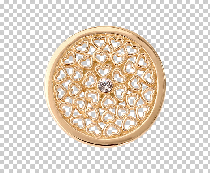 Gold plating Silver Coin Jewellery, silver PNG clipart.