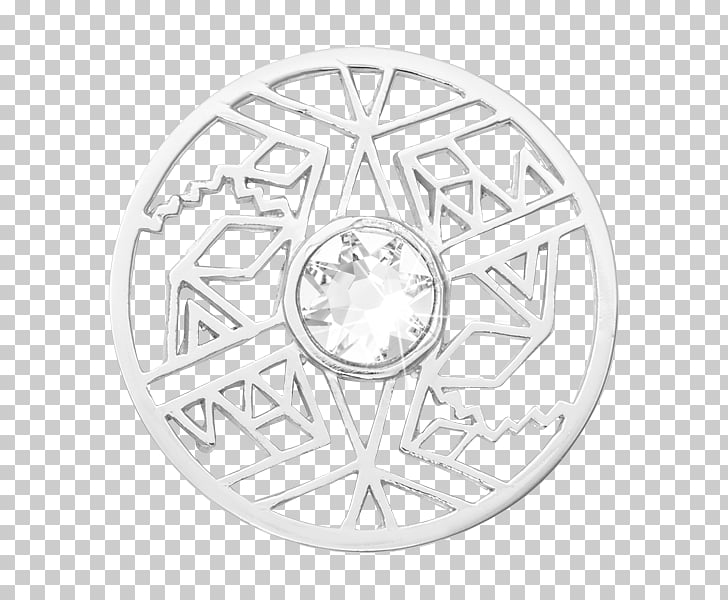 Silver Coin Jewellery Plating NIKKI LISSONI, silver PNG.