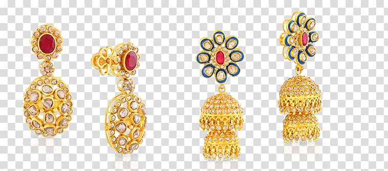 Earring Jewellery Gold Jewelry design, indian jewellery.