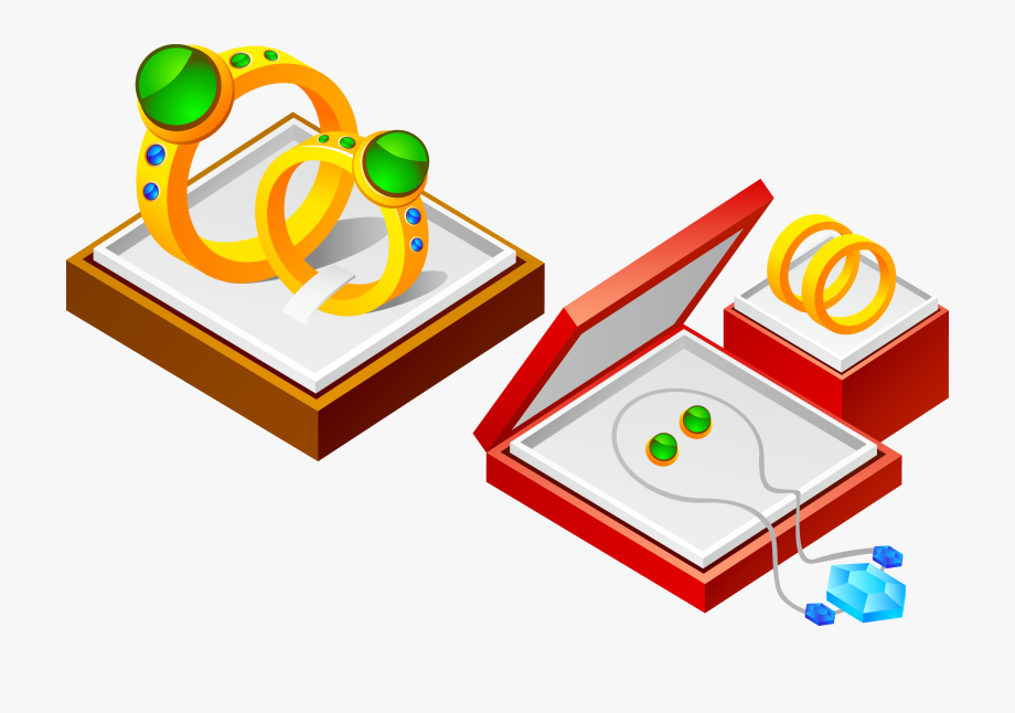 Icon Jewelry Vector Material Transprent Png Free.