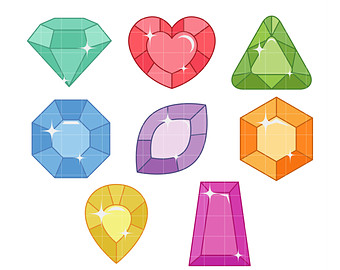 Free Gems Cliparts, Download Free Clip Art, Free Clip Art on Clipart.