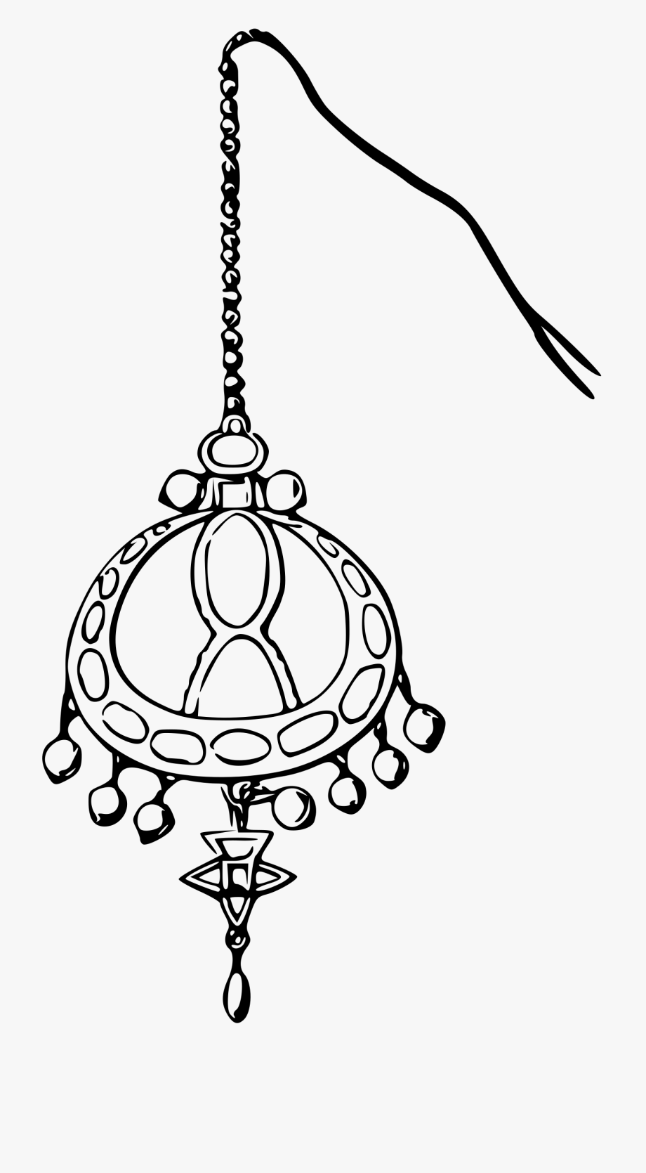 Jewelry Clipart Indian Jewellery.