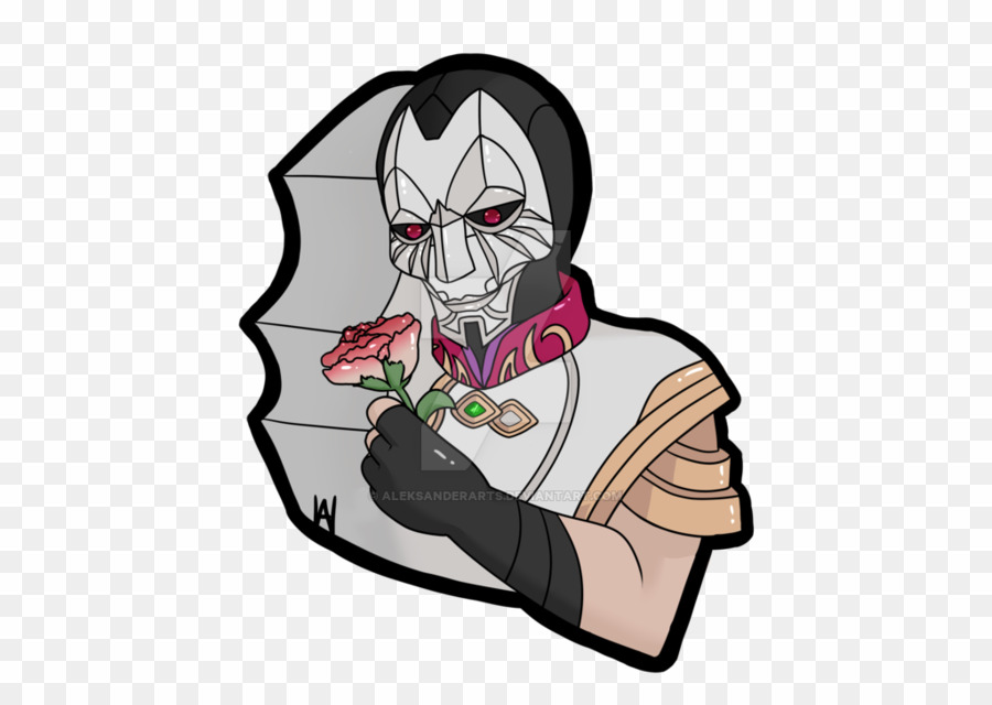 Jhin Lol Sticker PNG League Of Legends Drawing Clipart.