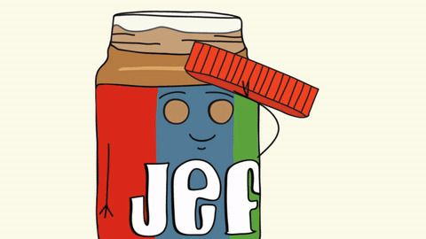 Image result for jif creamy peanut butter clip art.