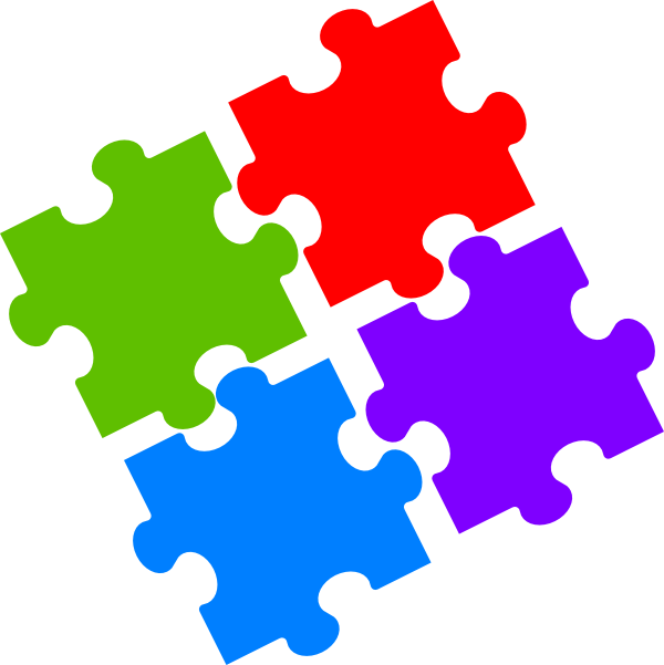 Jigsaw Puzzle Clipart Free Download Clip Art.