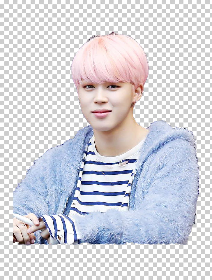 Jimin BTS Wings Hair Spring Day, spring day PNG clipart.