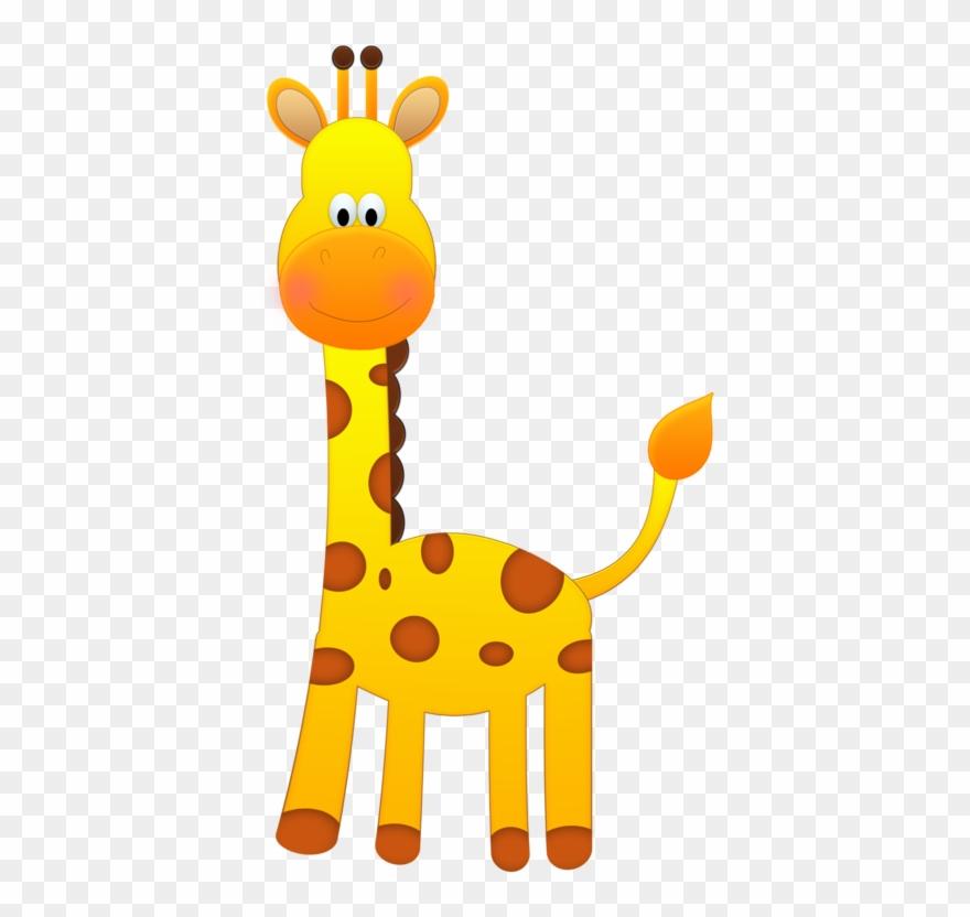 Mickey Safari Jirafa Clipart (#1060307).