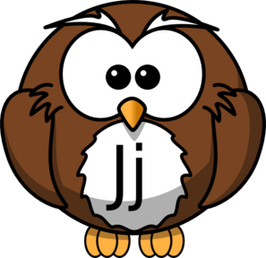 Jj Owl Clip Art at Clker.com.