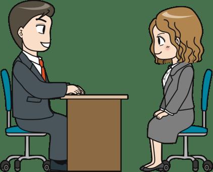 Clipart job interview 1 » Clipart Portal.