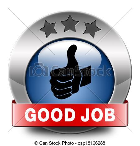 Good job Clip Art and Stock Illustrations. 4,818 Good job EPS.