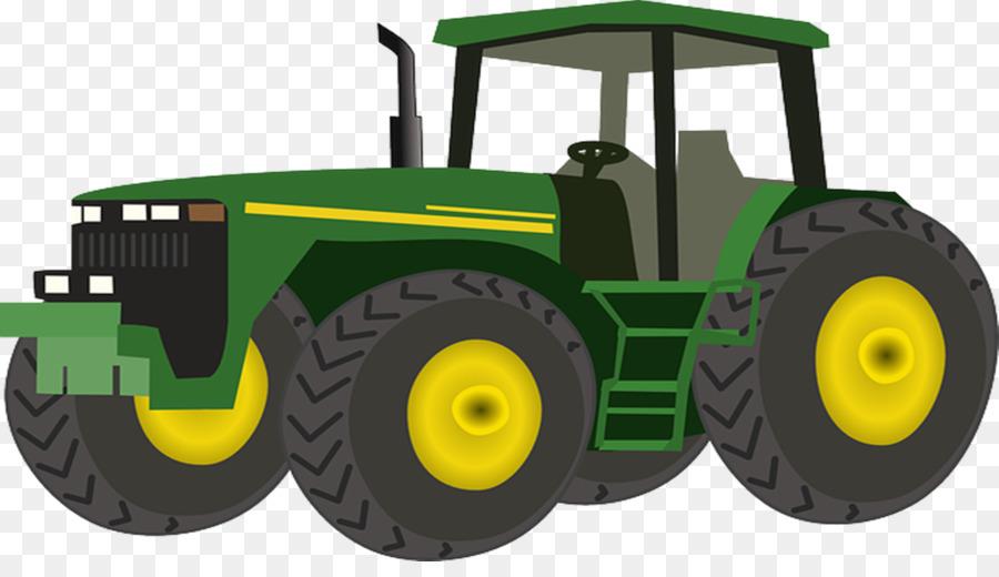 tractor clipart John Deere Tractor Clip art clipart.