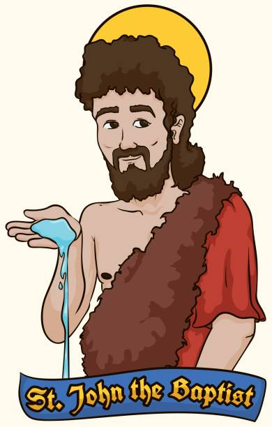John The Baptist Clipart.