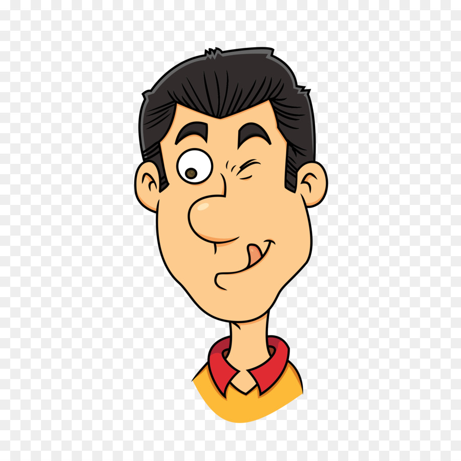 Boy Cartoon clipart.