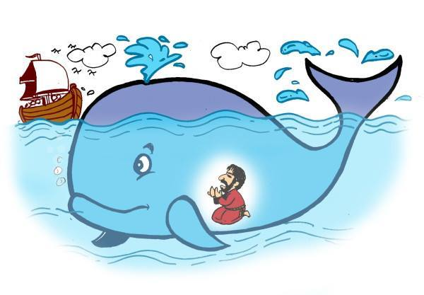 Jonah Could Talk To God Inside A Whale So you CAN Return a Text.