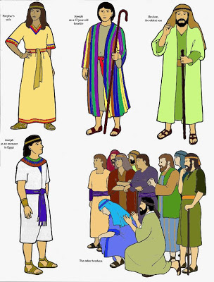 Clipart Joseph And His Brothers Clipground