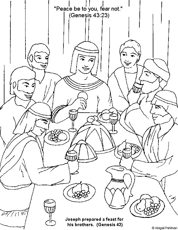 17 Best images about Bible: Joseph on Pinterest.