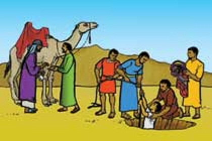Joseph And His Brothers Clipart.