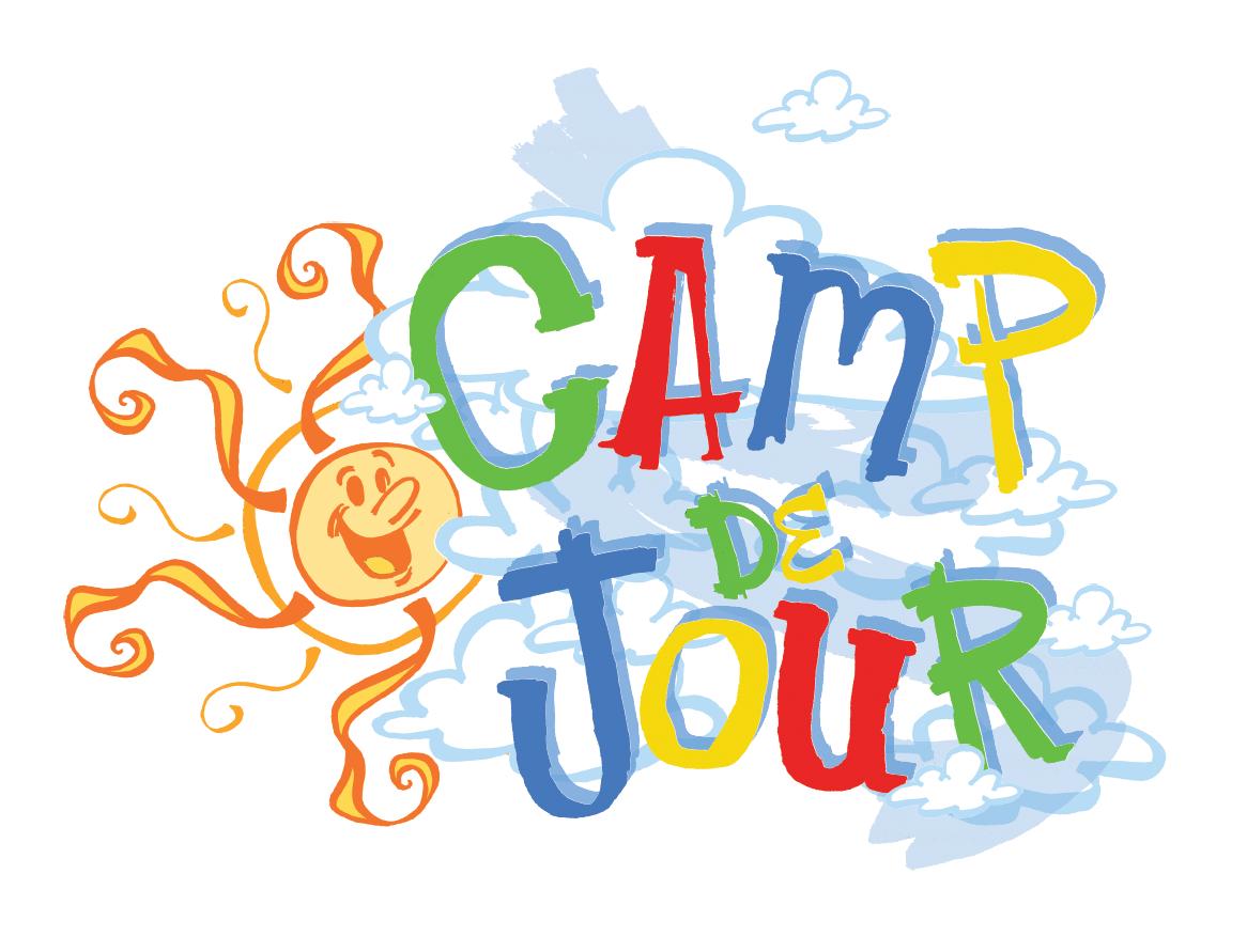 Camp De Jour Clipart.